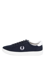 Fred Perry - Spencer Sneaker low - Navy Blue + White