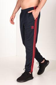 adidas Originals - Trainingshose - Navy Blue + Red