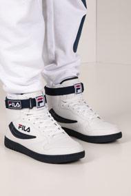 Fila - FX-100 Sneaker mid - White + Navy Blue
