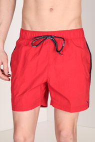 Tommy Hilfiger - Badeshorts - Red + Navy Blue + White