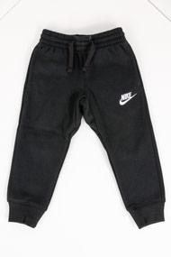 Nike - Pantalon en sweat - Black + White