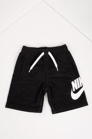Nike - Short en sweat - Black + White