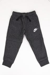 Nike - Pantalon en sweat - Heather Anthracite + White