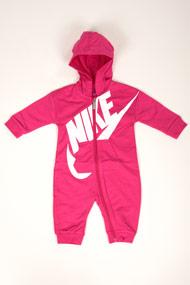 Nike - Combinaison bébé - Pink + White