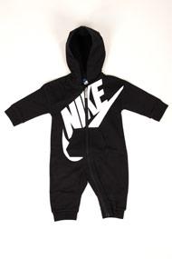 Nike - Combinaison bébé - Black + White