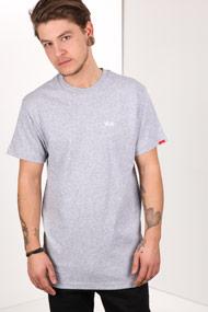 Vans - T-Shirt - Light Grey + White