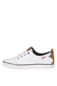 Levi's - Sneaker low - White + Camel