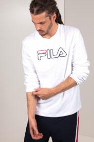 Fila - Sweatshirt - White