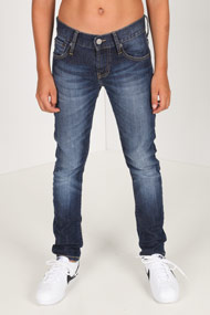 Levi's - Slim Fit Jeans - Dark Blue