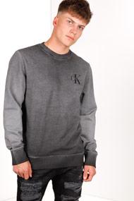 Calvin Klein - Sweatshirt - Black Used