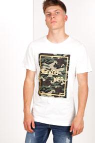 Jack & Jones - T-Shirt - Offwhite