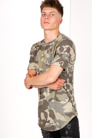 Only & Sons - T-Shirt - Camouflage