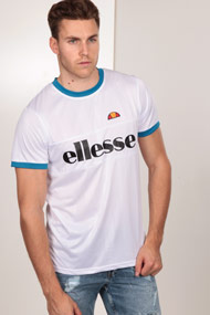 Ellesse - T-Shirt - White