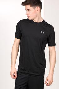 Under Armour - T-Shirt - Black + Grey