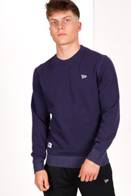 New Era - Sweatshirt - Navy Blue
