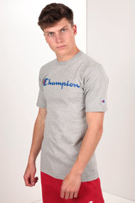 Champion - T-Shirt - Heather Grey