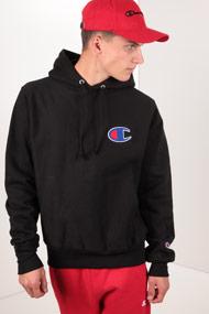 Champion - Kapuzensweatshirt - Black