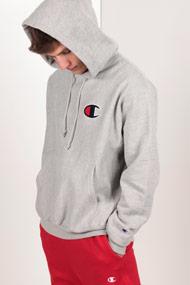 Champion - Sweatshirt à capuchon - Heather Grey