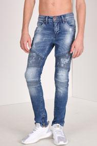Denim Lab - Slim Fit Jeans - Blue