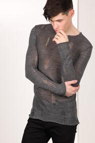Uniplay - Feinstrickpullover - Dark Grey