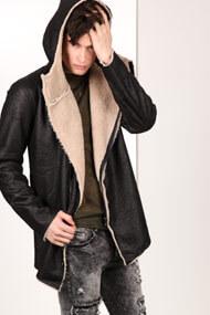 Uniplay - Gefütterte Jacke - Black + Offwhite
