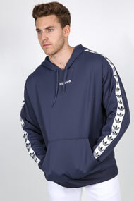 adidas Originals - Sweatshirt - Blue/Grey + White