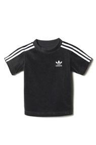 adidas Originals - Baby T-Shirt - Anthracite + White