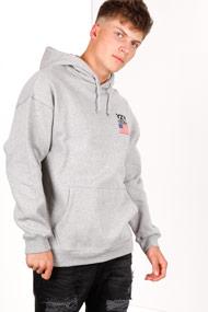 Kreem - Sweatshirt à capuchon - Heather Light Grey
