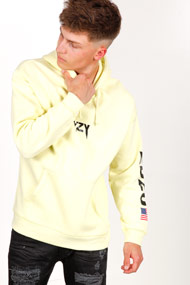 Kreem - Sweatshirt à capuchon - Light Yellow