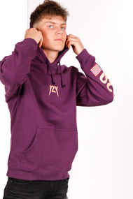 Kreem - Sweatshirt à capuchon - Violet