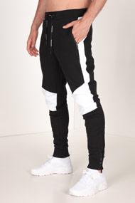 Calvin Klein - Sweathose - Black + White