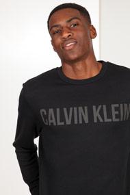 Calvin Klein - Sweatshirt - Black + Dark Grey