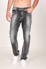 Calvin Klein - Slim Straight Jeans L32 - Dark Grey