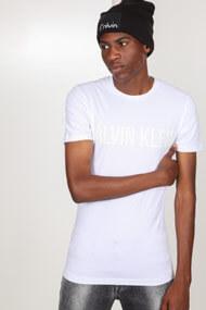 Calvin Klein - T-Shirt - White + Offwhite