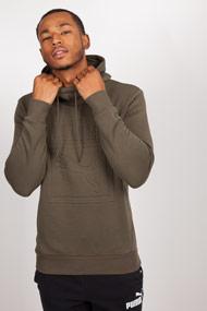 Puma - Sweatshirt à capuchon - Olive Green