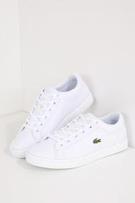 Lacoste - Straightset Sneaker low - White
