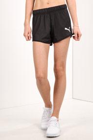 Puma - Short de jogging - Black + White