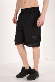 Puma - Short de sport - Black