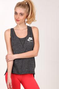 Nike - Tanktop - Heather Grey