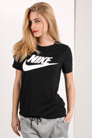 Nike - T-Shirt - Black + White