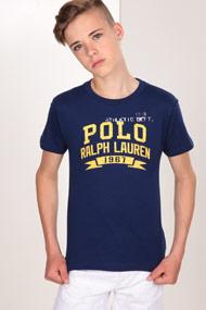 Polo Ralph Lauren - T-Shirt - Navy Blue