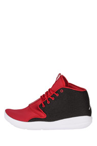 Jordan - Eclipse Chukka Sneaker mid - Black + Red
