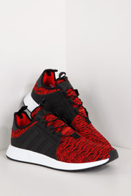 adidas Originals - X_PLR Sneaker low - Red + Black