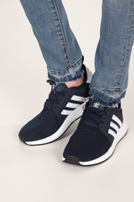 adidas Originals - X_PLR Sneaker low - Navy Blue + White