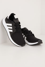 adidas Originals - X_PLR Sneaker low - Black + White
