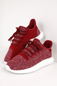 adidas Originals - Tubular Sneaker low - Bordeaux