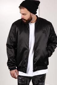 Adidas Originals - Veste bomber ouatée - Black