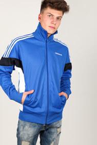 Adidas Originals - Veste de jogging - Blue + White + Black