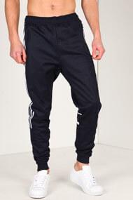 Adidas Originals - Trainingshose - Dark Navy Blue + White