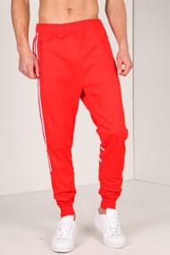 Adidas Originals - Trainingshose - Red + White